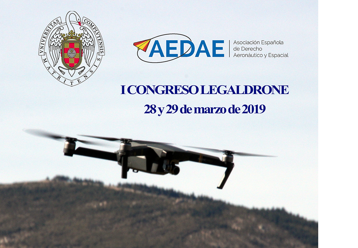 LEGAL DRONE CONGRESO